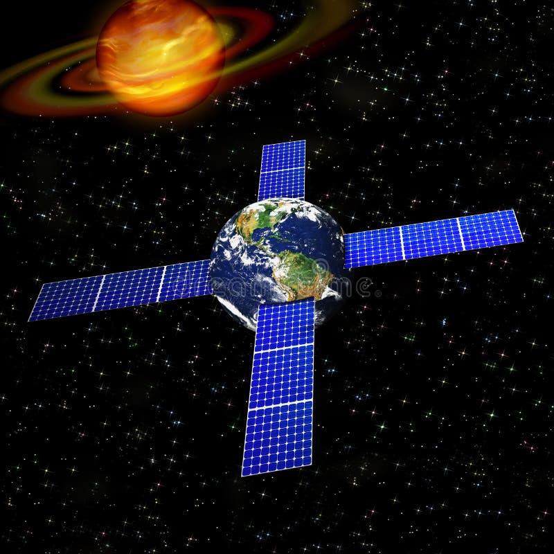 Solar vektor abbildung