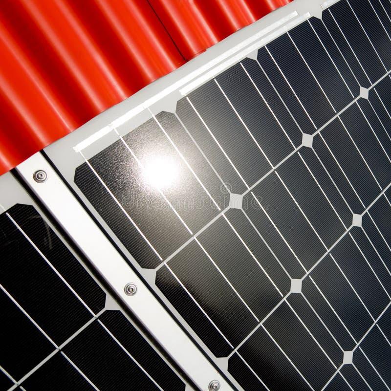 Solar stockbilder
