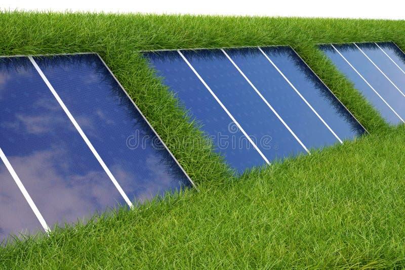 Download Solar stock illustration. Image of environmental, green - 22751529