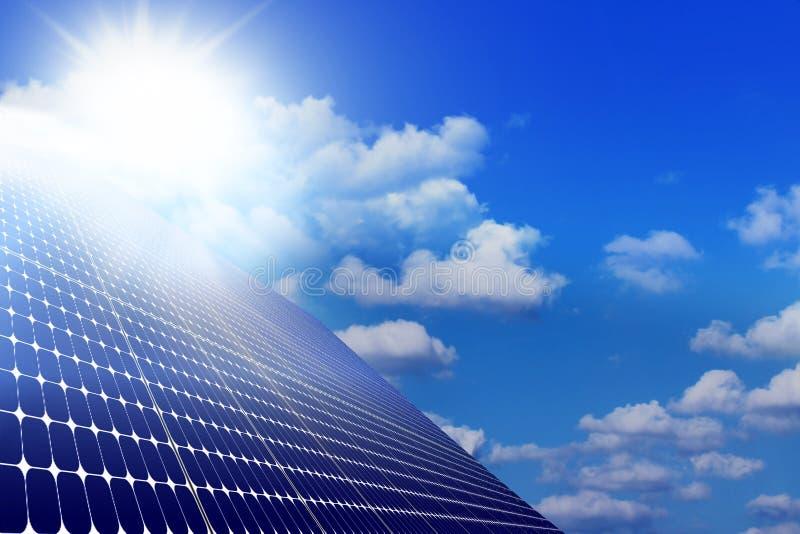 Solar lizenzfreie stockbilder