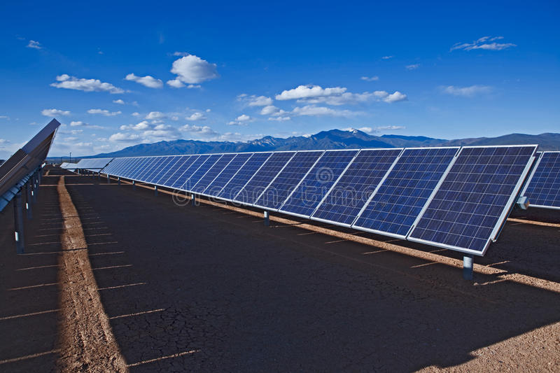 Download Solar array stock image. Image of sustainable, resource - 14308859