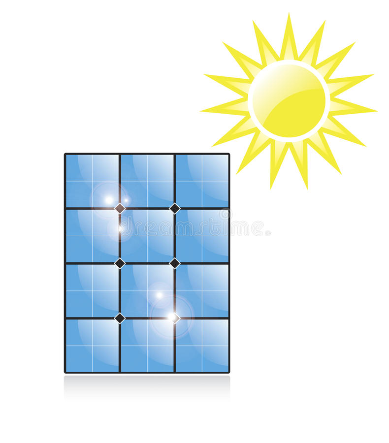 Free Solar Cell Stock Photo - 21086610