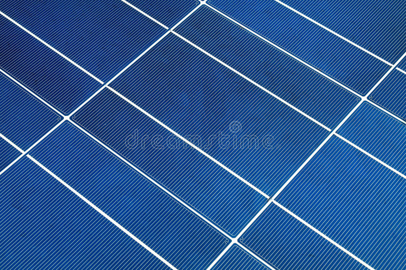 Solar Cell. Pattern can be use as background stock photos