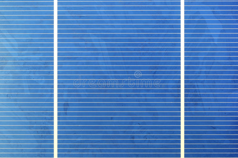 Solar cell. For background use royalty free stock photo