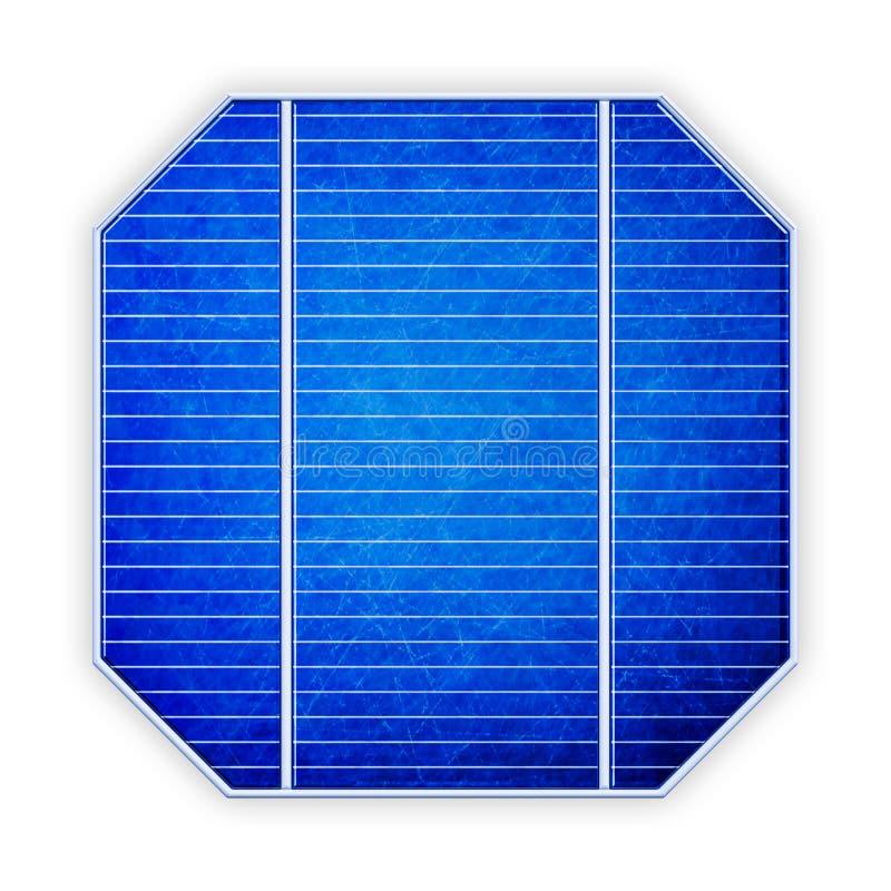 Download Solar cell stock illustration. Illustration of ecology - 42555170