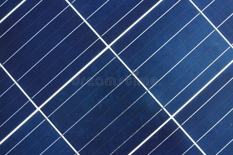 Solar Cell Panel Background and Texture. Solar Cell Panel Polycrytalline type Background and Texture royalty free stock photos