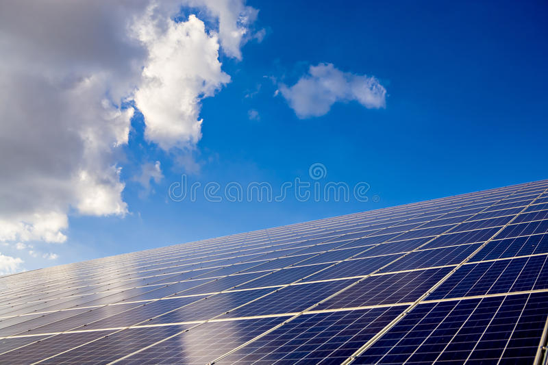 Download Solar collector stock image. Image of resource, industry - 27639635