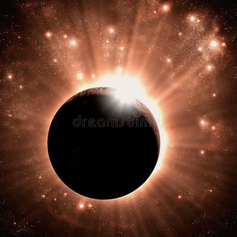 Free Solar Eclipse Stock Photo - 13929600