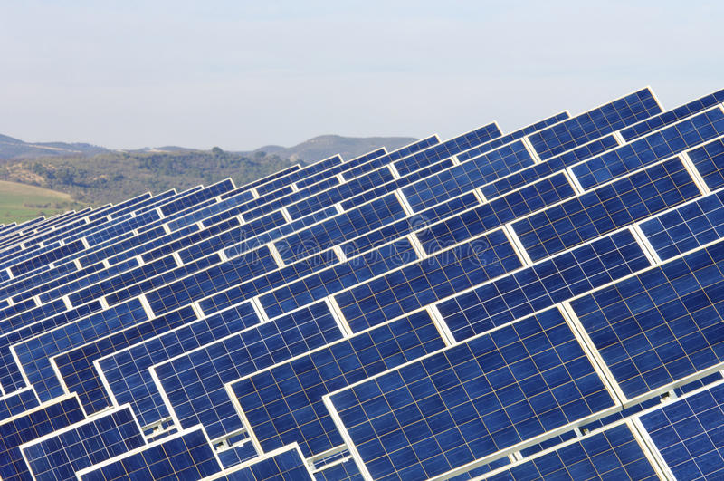 Download Solar energy stock photo. Image of cell, generation, industrial - 15704202
