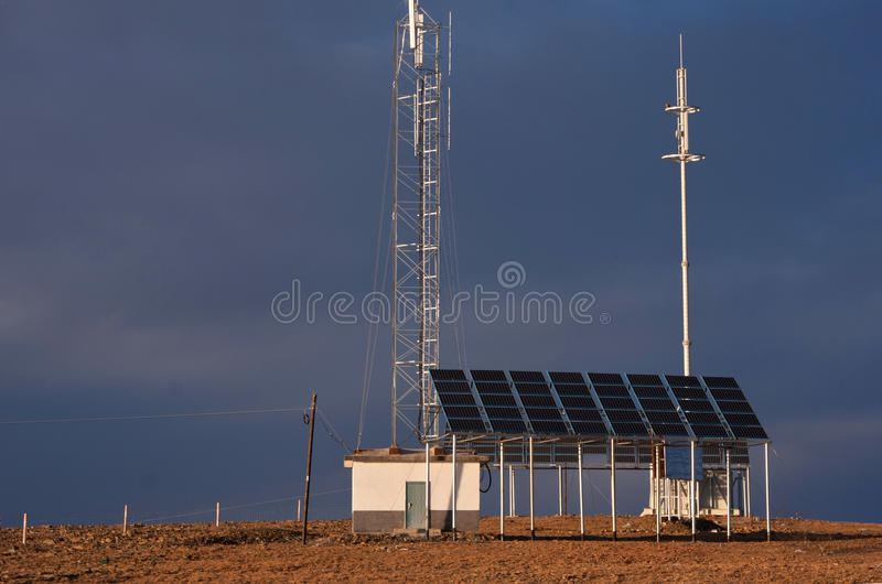 Download Solar energy stock photo. Image of environment, panels - 23935452