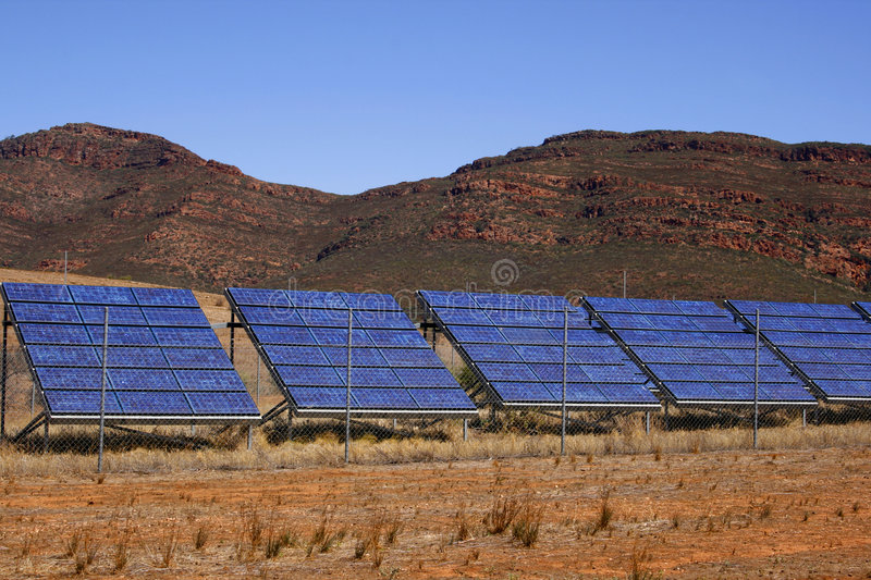 Download Solar Energy stock image. Image of outback, energy, future - 8543425
