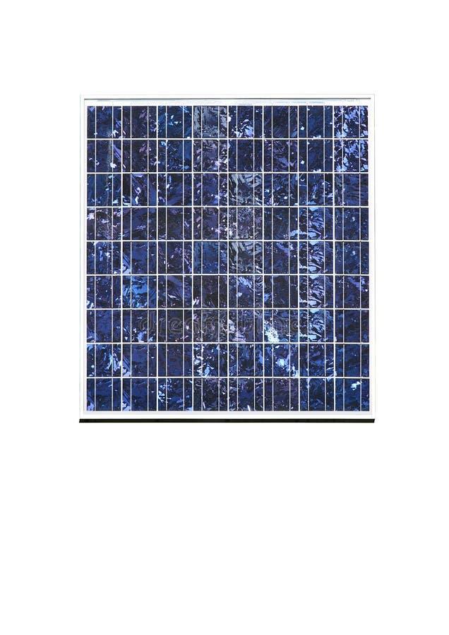 Solar Energy Panel stock image