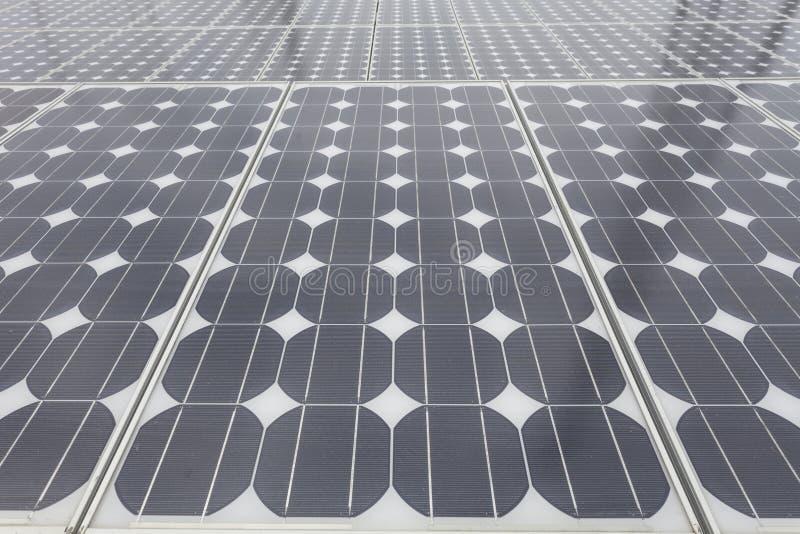Solar energy panel. stock image