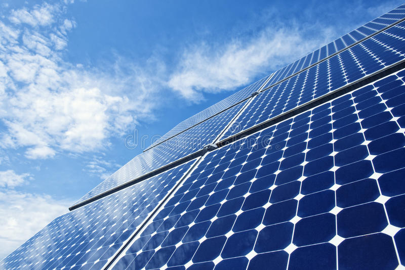 Download Solar Energy stock image. Image of ecology, house, environment - 33785449