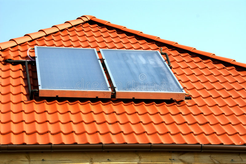Solar Free Energy royalty free stock images