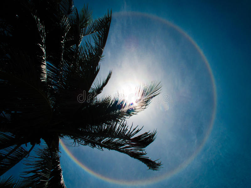 Download Circumhorizontal Arc, Circular Rainbow Stock Photo - Image: 20912172
