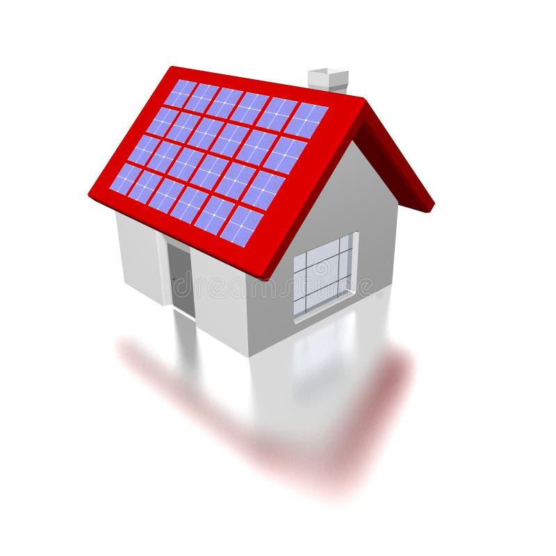 Free Solar House - Independent Energy Stock Photos - 8748393