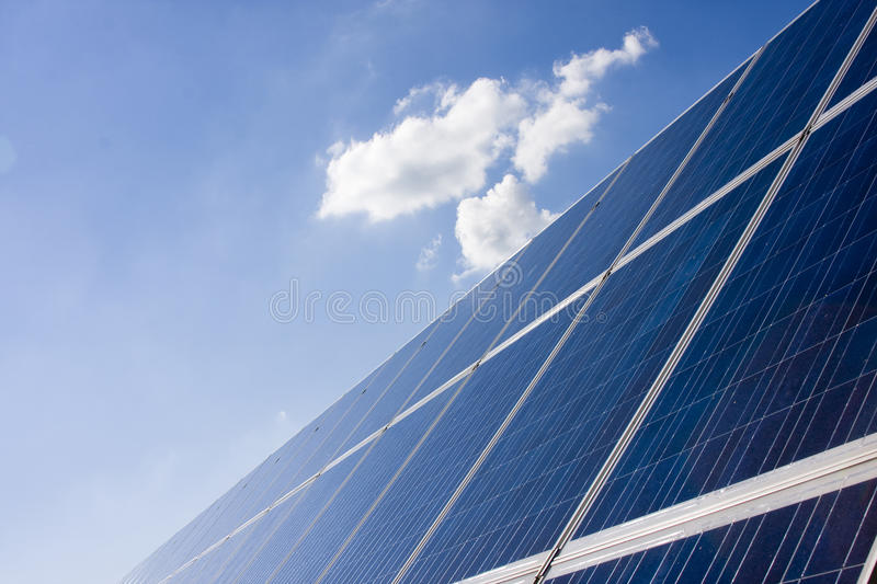 Download Solar panel stock image. Image of source, panel, solar - 14211303