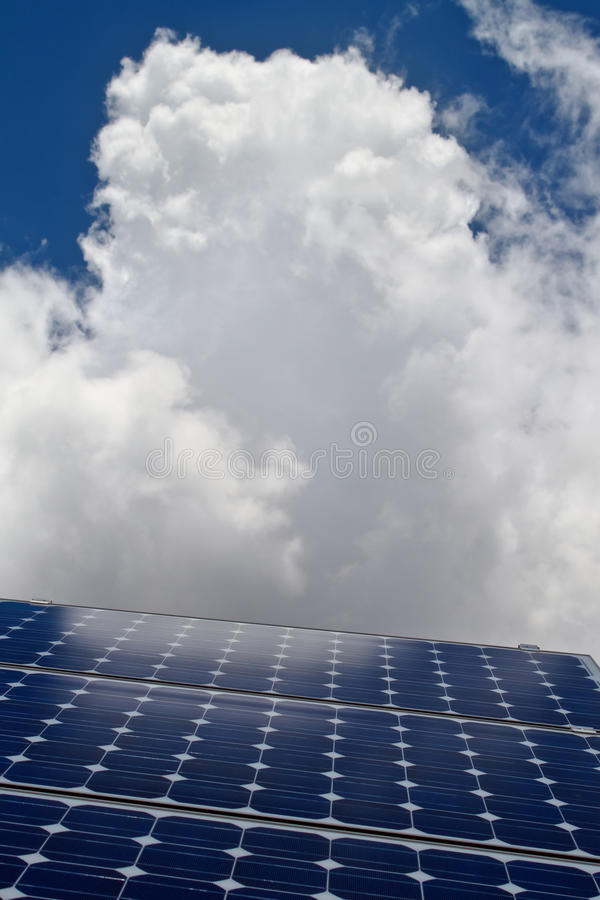 Download Solar panel stock photo. Image of supply, energy, vertical - 16460656