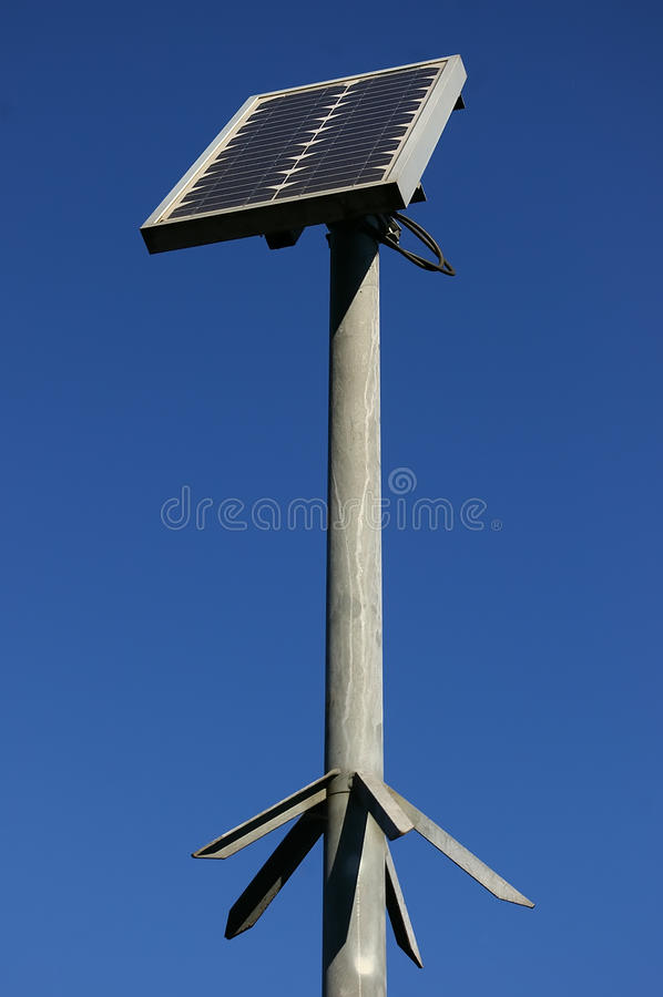 Download Solar Panel stock image. Image of exterior, modern, blue - 23496687