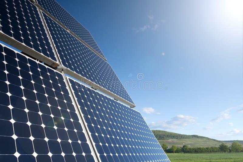 Download Solar Panel stock photo. Image of panel, free, environmental - 25017560
