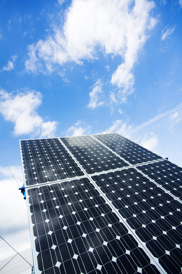 Free Solar Panel Royalty Free Stock Images - 3169039