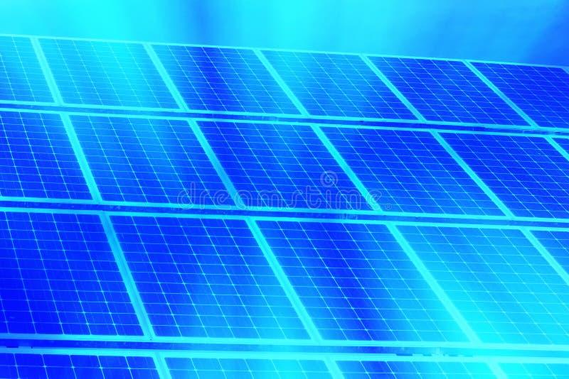 Solar panel royalty free illustration