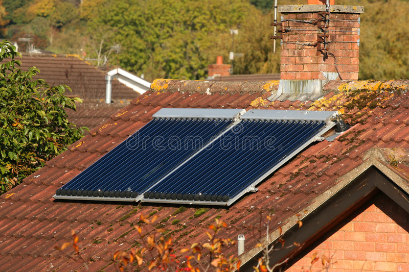 Download Solar Panel stock photo. Image of heat, fall, heating - 3812888
