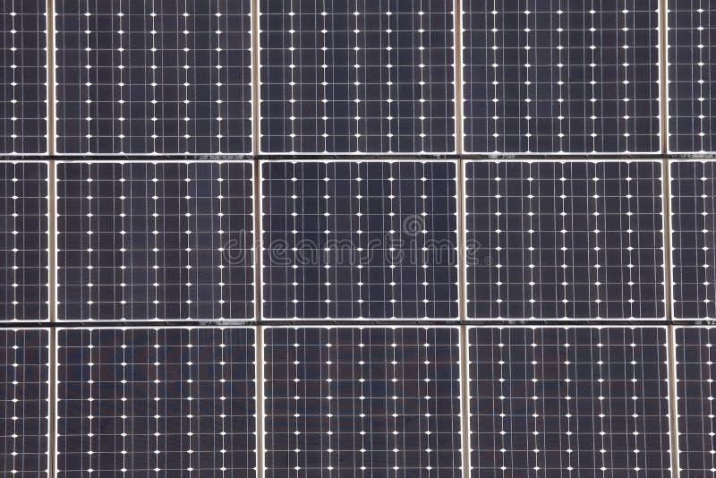 Solar Panel (background) royalty free stock photography