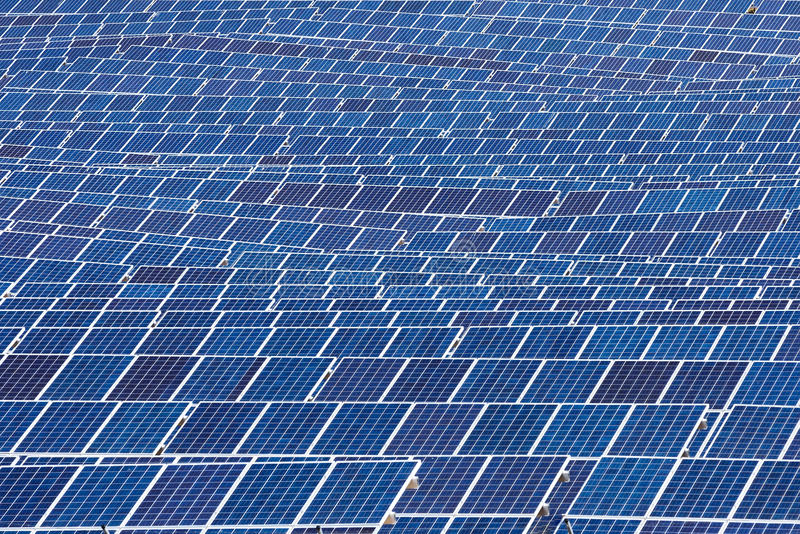 Download Solar panel background stock image. Image of blue, environment - 26443263