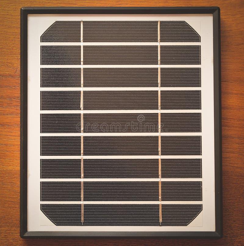 Solar panel close-up. Solar panel close up. Safe Electricity stock photography