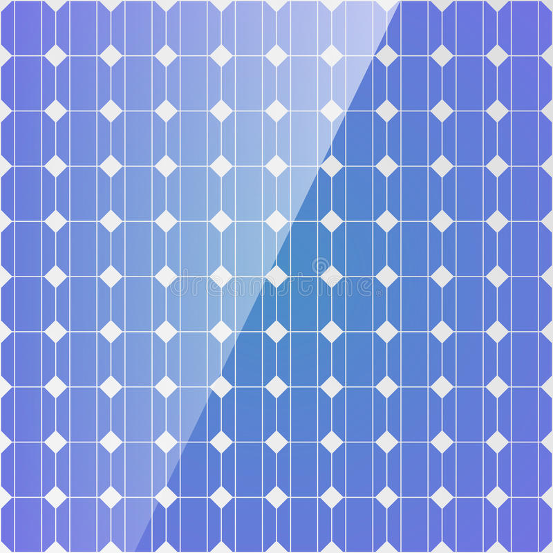 Free Solar Panel Pattern Bis Royalty Free Stock Images - 17276189