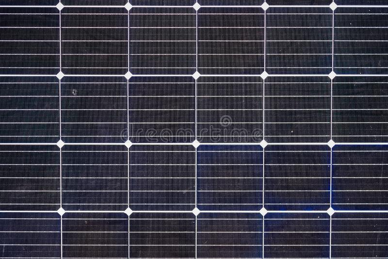 Solar panel, photovoltaic as background royalty free stock photography