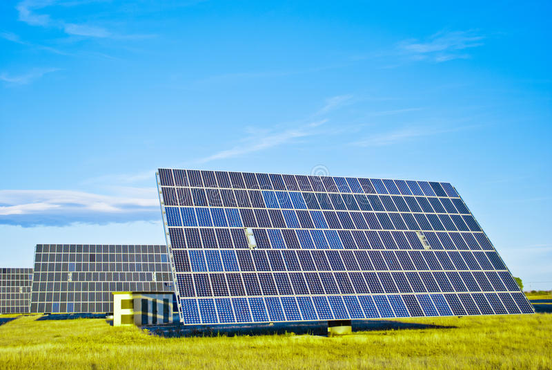 Solar Panel PV stock photos