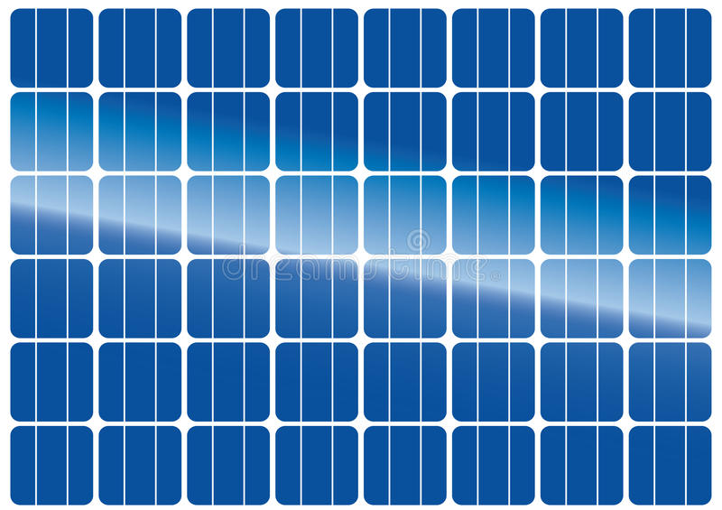 Solar Panel Texture Stock Images Image 20556894