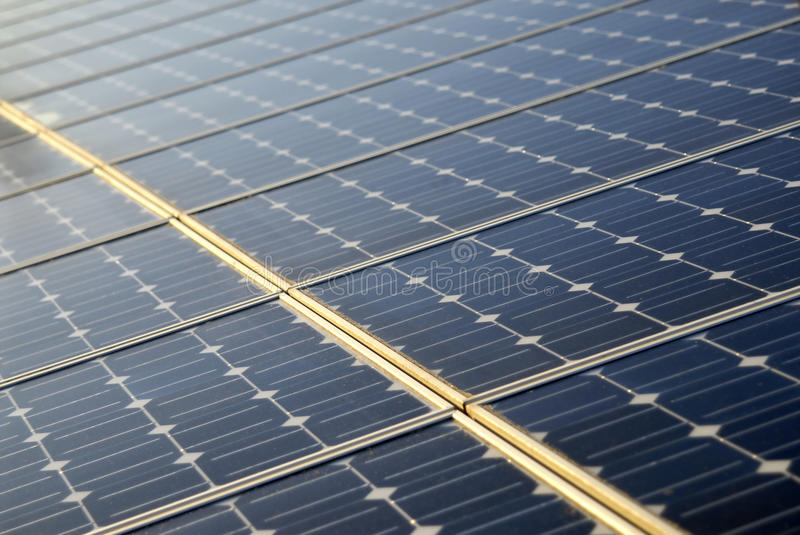 Solar panels. Abstract image of solar panels details stock photos