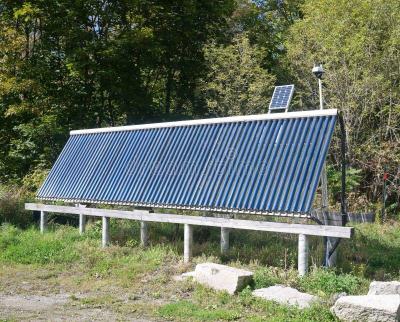 Download Solar Panels stock photo. Image of glass, nature, generator - 21275926