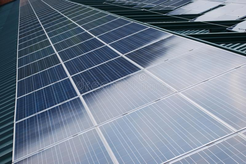Download Solar panels stock photo. Image of environmental, renewable - 28677498