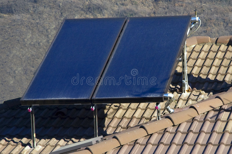 Download Solar panels stock image. Image of clean, electric, cells - 4489953