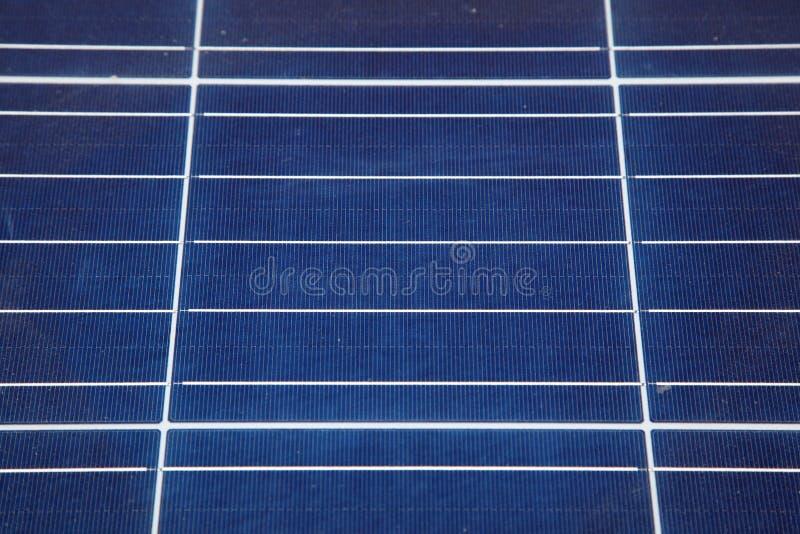 Installation of solar panels. Solar panel produces green, environmentally friendly energy from the sun. royalty free stock photo
