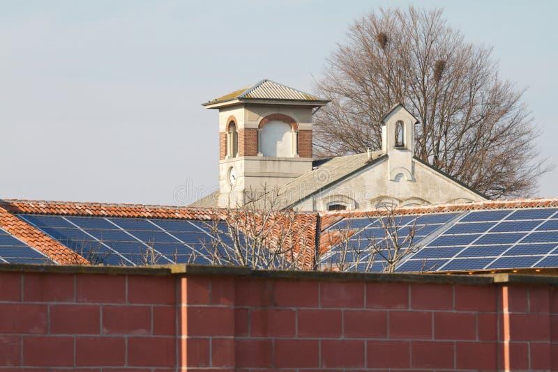 Download Solar panels stock photo. Image of equipment, innovation - 30162368