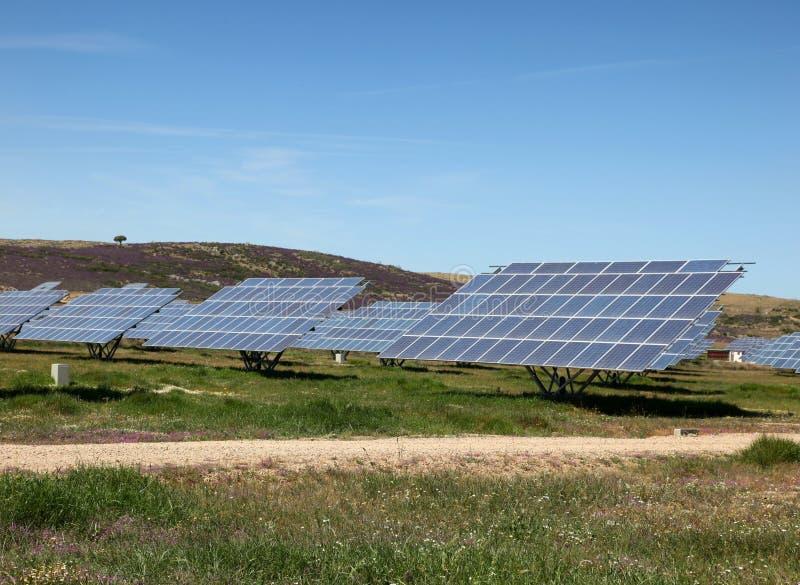 Solar power royalty free stock photography