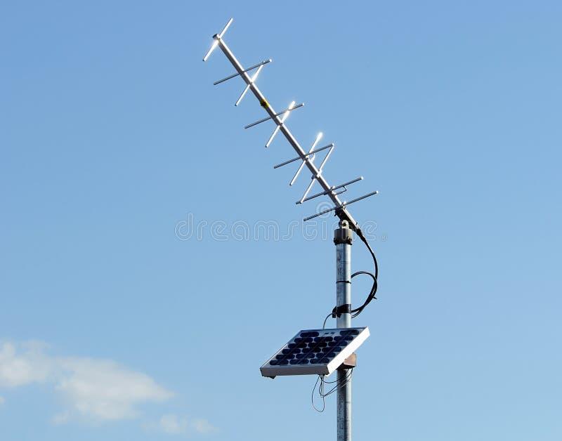 Download Solar Power Antenna Royalty Free Stock Photo - Image: 5324595