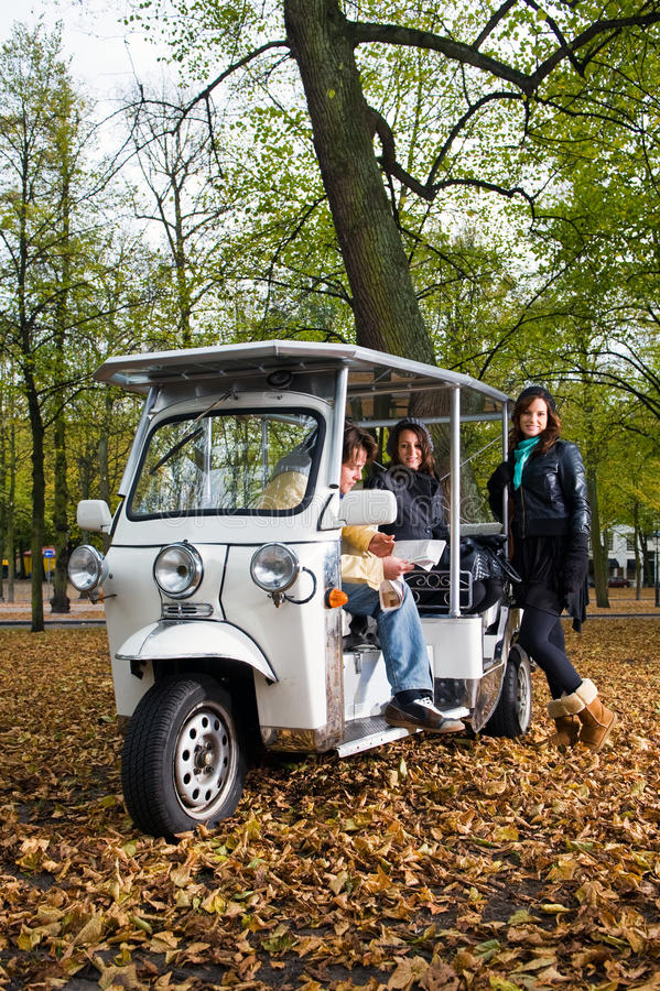 Download Solar Powered Tuc Tuc Stock Photos - Image: 13126243