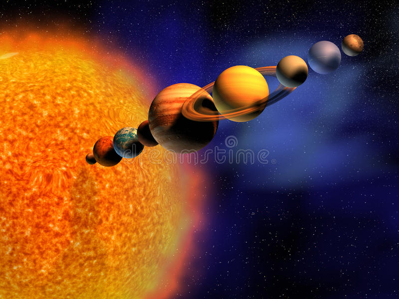 Download Solar System Stock Photos - Image: 16697263