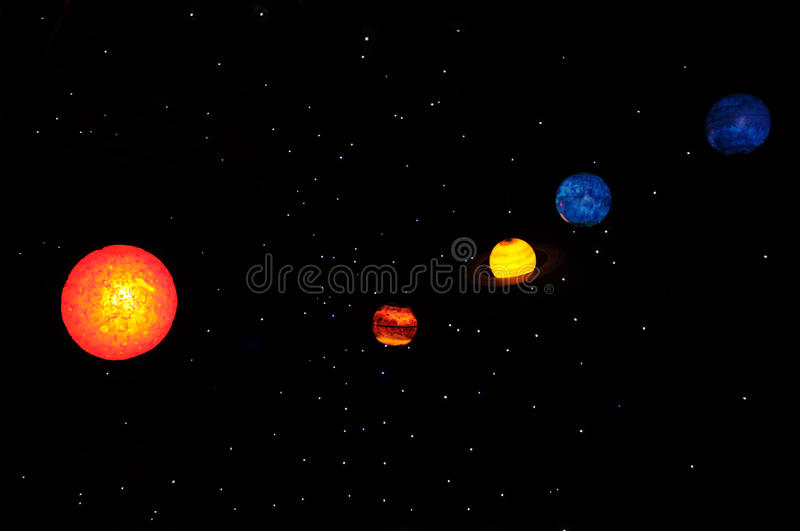 Download Solar System stock photo. Image of cosmos, interplanetary - 25203148