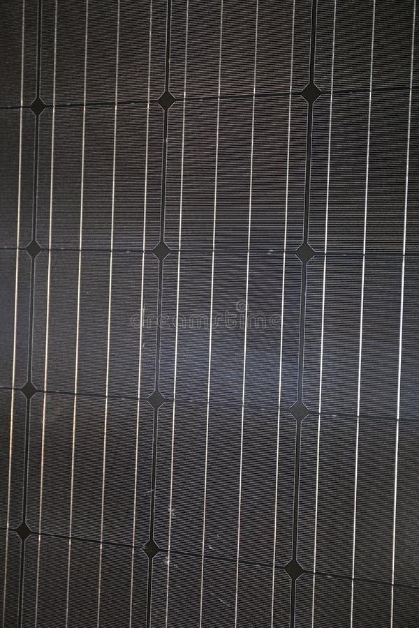 Solare fotovoltaico fotografia stock