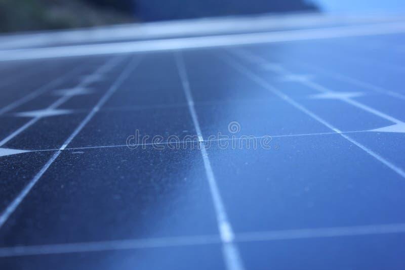 Solarenergie, Sonnenkollektoren, erneuerbare Energiequellen, PV-Module lizenzfreies stockfoto