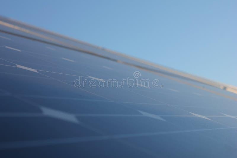 Solarenergie, Sonnenkollektoren, erneuerbare Energiequellen, PV-Module lizenzfreie stockbilder