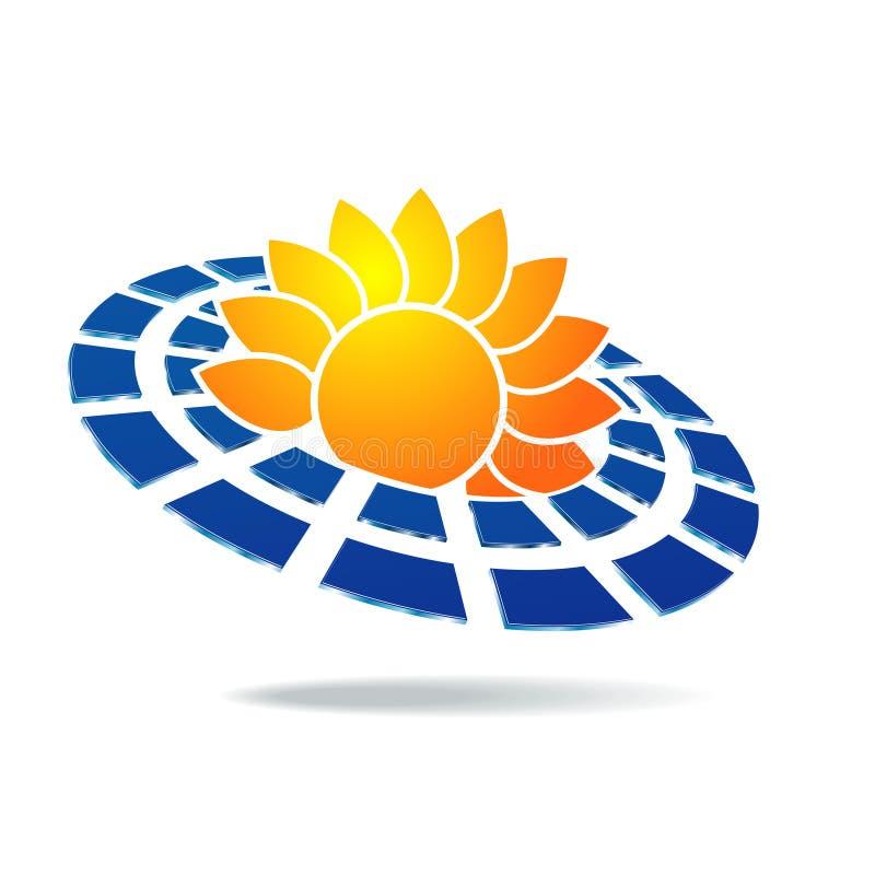 Solarikone lizenzfreie abbildung